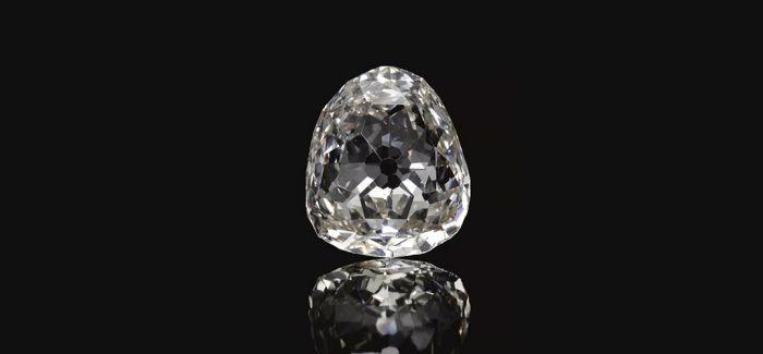 88.22克拉D色无瑕钻石上拍香港苏富比