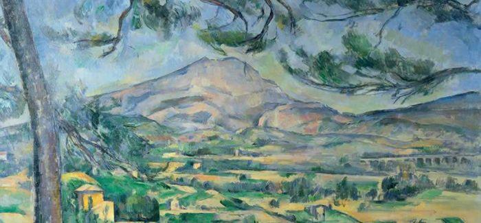 考陶尔德艺术画廊里的塞尚 修拉和梵高