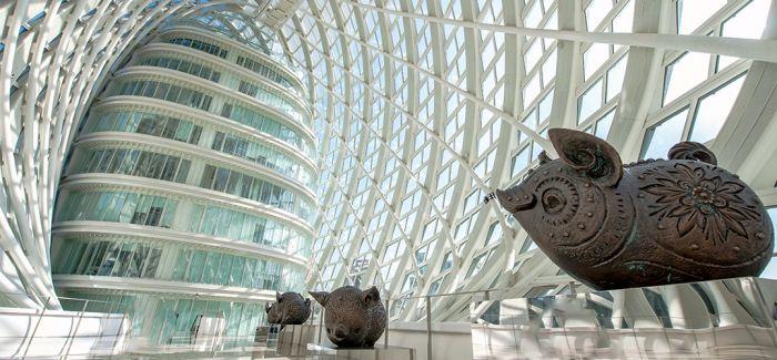 建筑是空间的艺术 艺术可以是情感与空间的综合