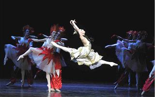 波罗的海国际芭蕾舞节在里加正式开幕