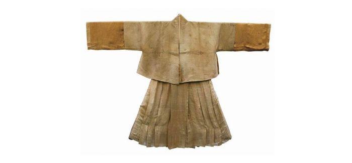 浅析明代早期女性服饰的演变