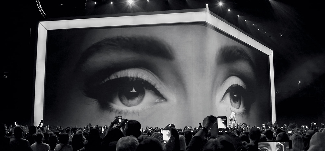 那些夺人眼球的舞台设计