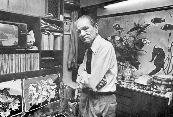 """这位当代艺术史的""""异类"""",却折射着香港城市的""""万花筒"""""""