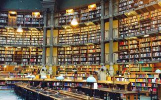 图书馆成法国首要文化网络