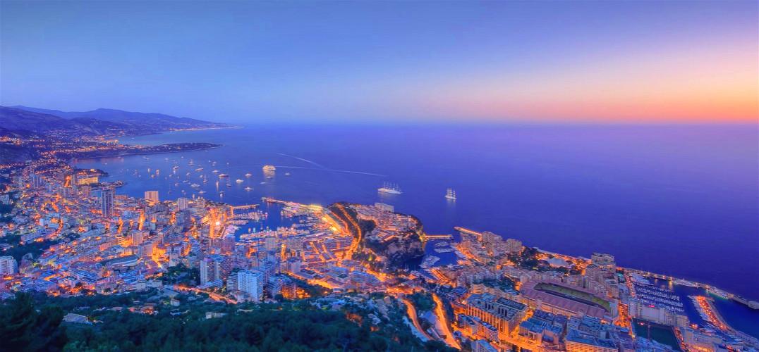 摩纳哥 世界第二小的国家
