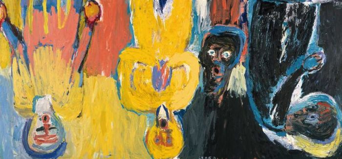探究20世纪下半叶欧美艺术