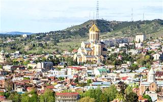 欧亚大陆交集点的格鲁吉亚