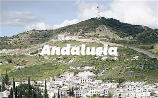 """安达卢西亚:西班牙的""""躯干"""""""