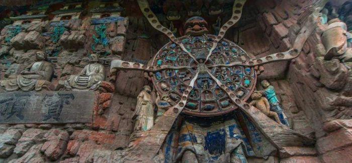 重庆大足石刻国际旅游文化节开幕