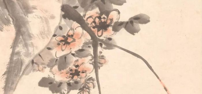 中国古代书画专场呈献八大山人《芙蓉芦雁图》