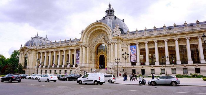 第21届巴黎现代艺术展重返巴黎大皇宫
