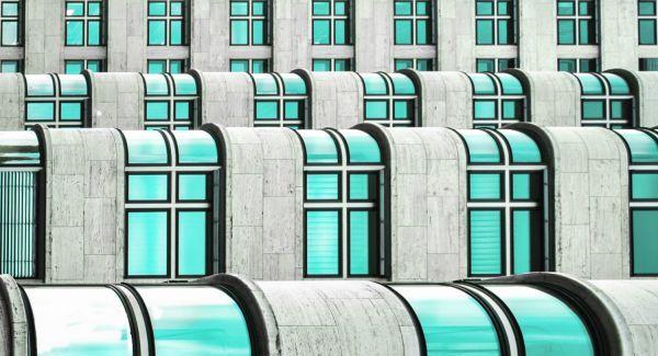 """建筑中的""""抽象世界"""""""