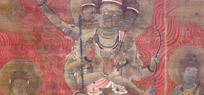 浅析来振寺中的五大尊像