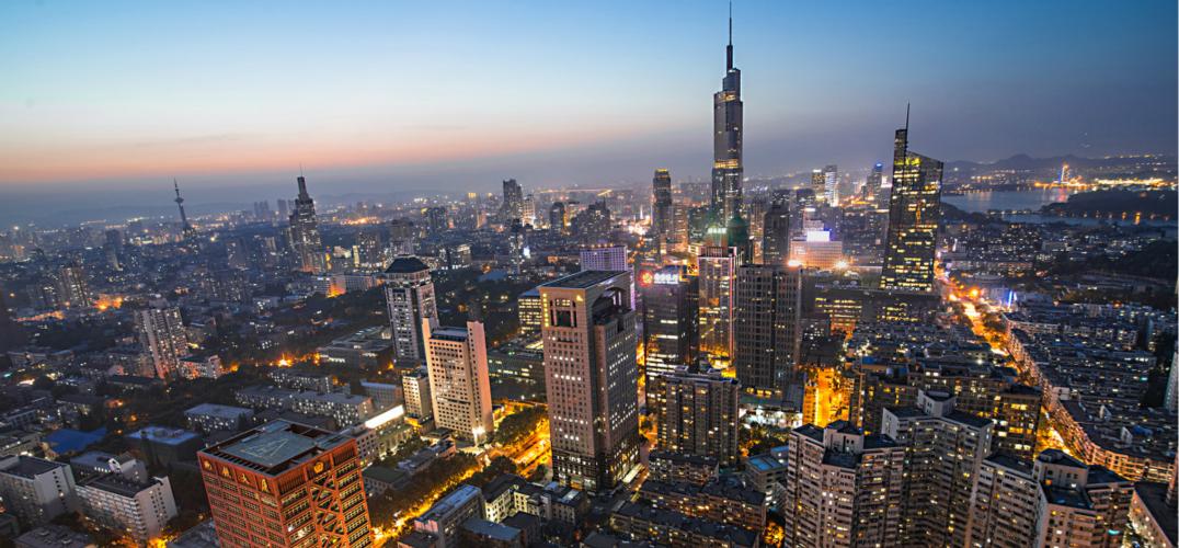 捕捉中国城市的美