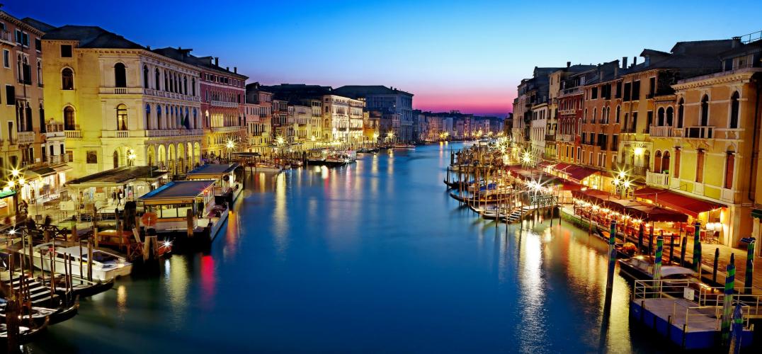 威尼斯:美丽的水上之都