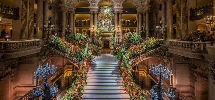 巴黎歌剧院:魅影穿越百年时光