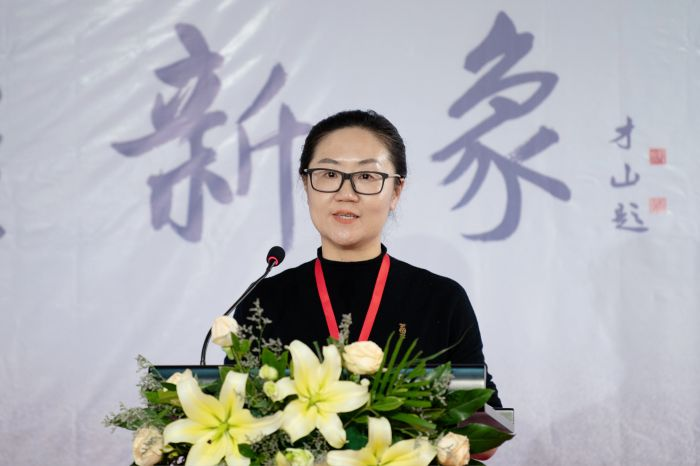 8策展人陈思博士作项目介绍