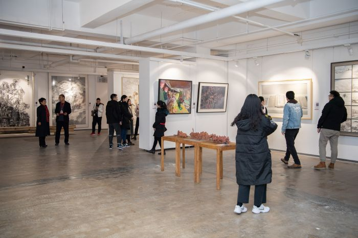 15展览现场