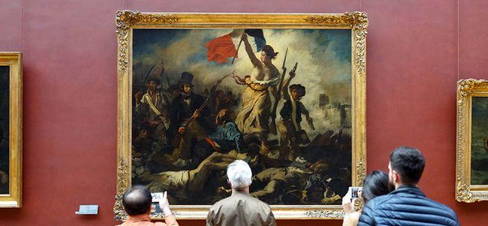 那些在博物馆里被惨遭破坏的画作