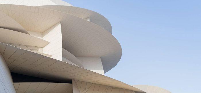 开在沙漠中的玫瑰 卡塔尔国家博物馆正式亮相