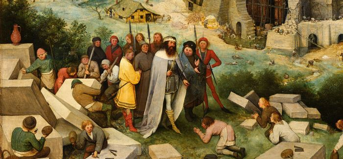 文艺复兴时期的人文主义者——彼得·勃鲁盖尔