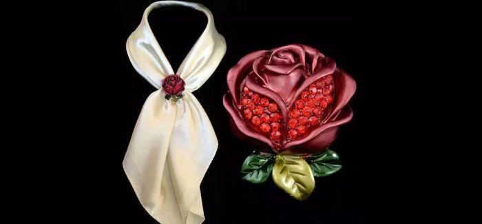 一条丝巾 让你时髦一春天
