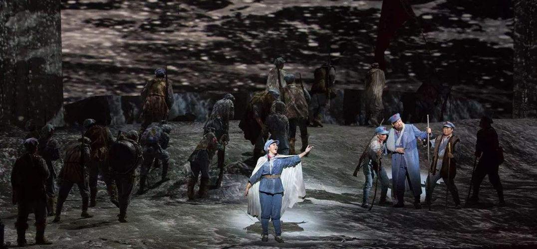 国家大剧院《长征》新文创 描摹万里茶山