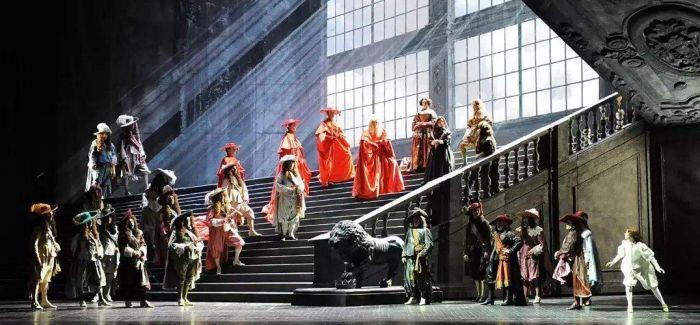 《假面舞会》揭幕2019国家大剧院歌剧节