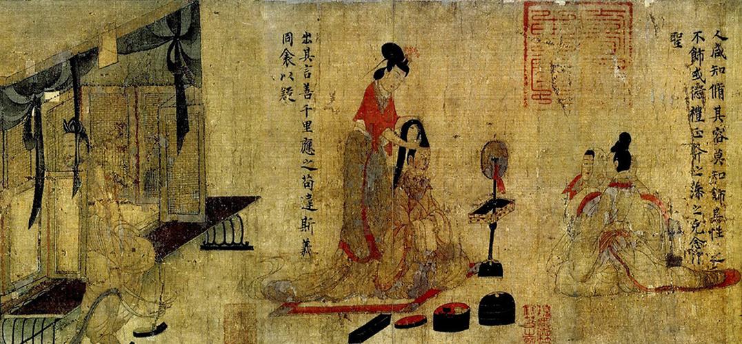 顾恺之《女史箴图》10月起大英博物馆展出