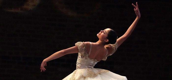 瓦莲京娜·科兹洛娃国际芭蕾舞赛掠影