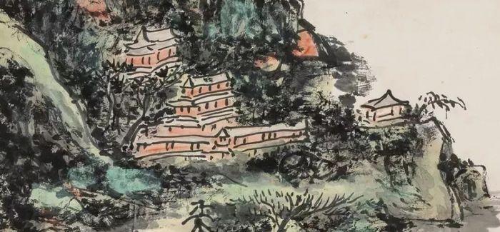 """香港春拍上 黄宾虹与赵无极两种""""夺冠"""""""
