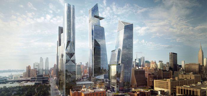 哈迪逊城市广场:未来的预演or资本的狂欢