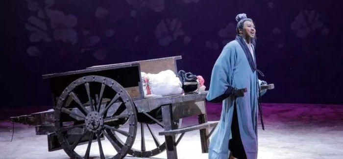 话剧《苏东坡》:用川味呈现苏轼人生风景
