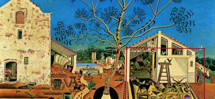 胡安·米罗的神秘图像世界