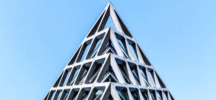 几何 唯建筑无处不在