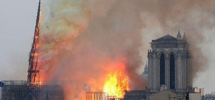 大火之后 如何重建巴黎圣母院