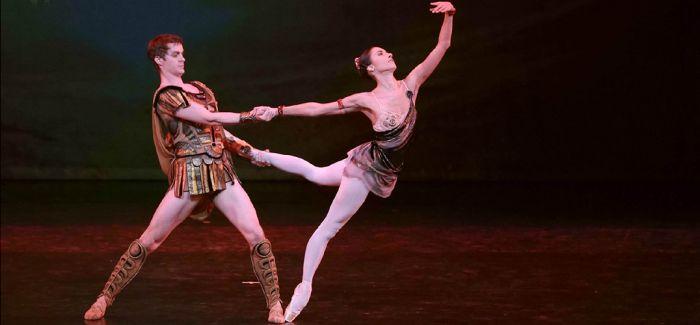 白俄芭蕾舞剧《斯巴达克斯》将登台国家大剧院