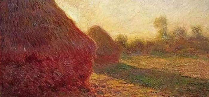 莫奈《干草堆》5月上拍纽约印象派及现代艺术晚拍