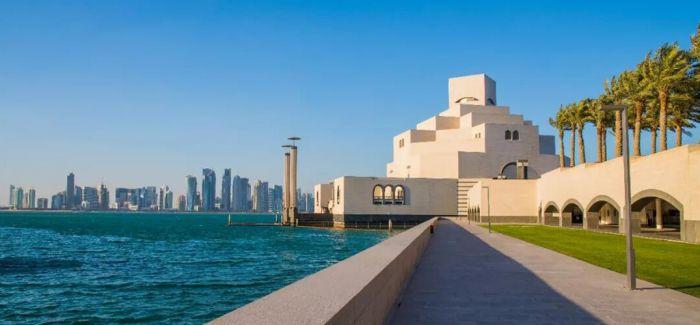 多哈伊斯兰艺术博物馆是否会成为贝聿铭收山之作?
