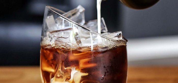 冰咖啡的口感