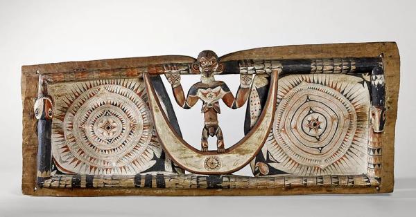 """上博将展""""浮槎于海"""",呈现太平洋岛民们的艺术创作"""
