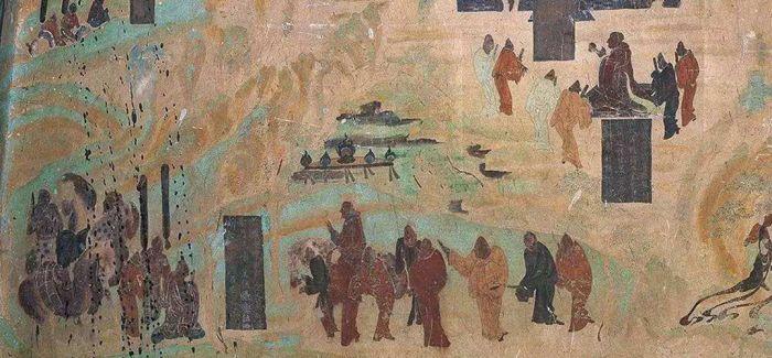 丝绸之路古代石窟艺术精品展亮相曼哈顿国际艺博会