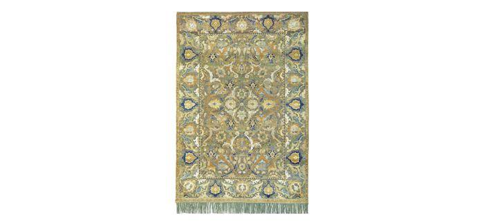 波斯宫廷地毯领衔伊斯兰及印度艺术拍卖