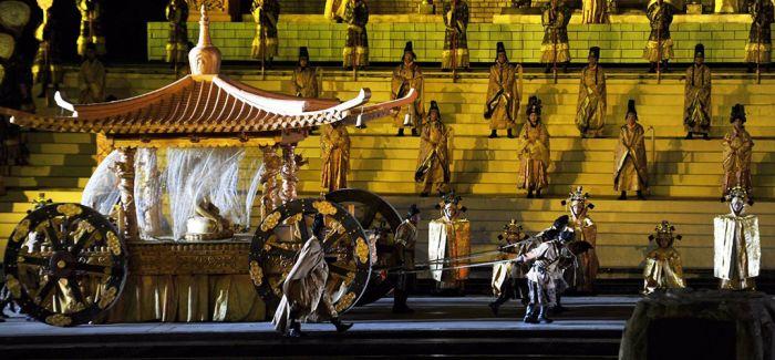 藏文化史诗剧《文成公主》助力产业 文化脱贫