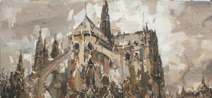 维姆·德沃伊将参与巴黎圣母院尖塔重建国际竞标赛