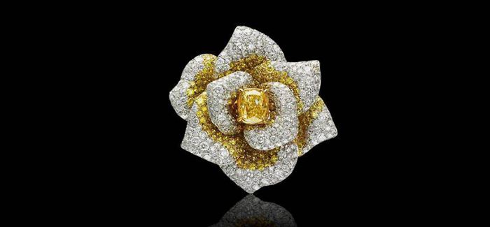 古董珠宝:以设计表心意