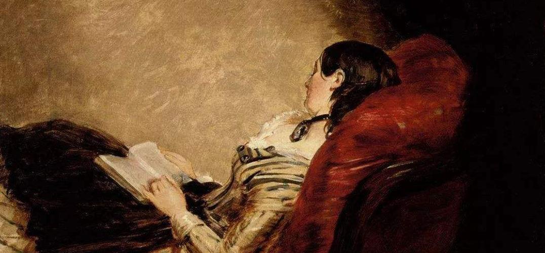 世界读书日 看名画中的读书姿势
