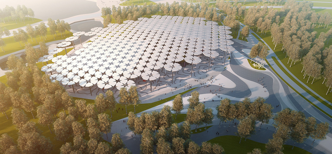 进击的北京世园会 与世界对话