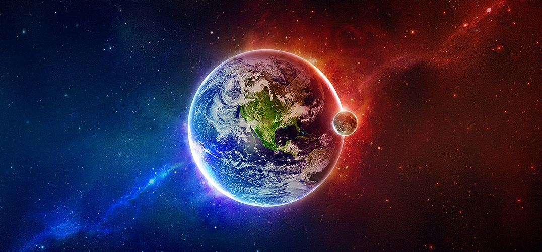 hello 地球君
