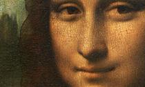 """卢浮宫中唯一的""""蒙娜丽莎"""""""
